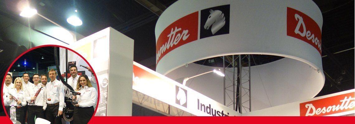 Desoutter Industrial Tools hírek és események