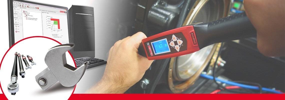 Fedezze fel a Desoutter Industrial Tools autóipari és repüléstechnikai területekhez készült nyomatékmérő rendszertartozékainak teljes választékát! Minőségre és termelékenységre tervezve.