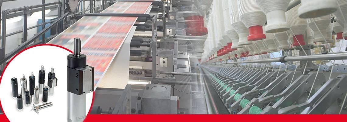 A Desoutter Industrial Tools nem irányváltós, menetes tengelyű légmotorok teljes skáláját tervezte meg. Kérjen tőlünk további tájékoztatást vagy bemutatót!