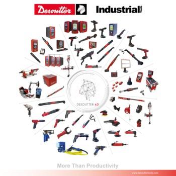 Desoutter Industrial Tools plakát