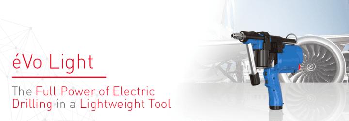 Új félautomatikus szerszámok fúrási alkalmazásokhoz: éVo Light